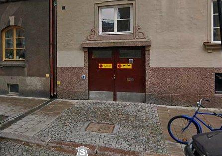 hyra garage stockholm