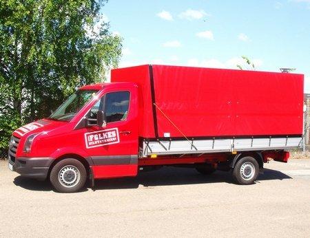 Hyra tung lastbil privat