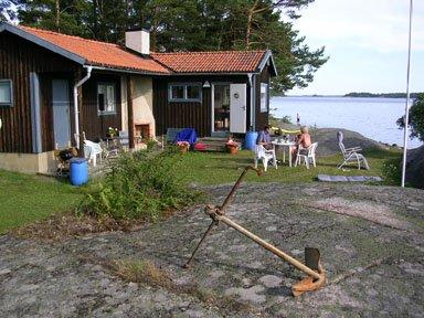 Hyra Havsnärmast på Blidö i Blidöglyxnäs