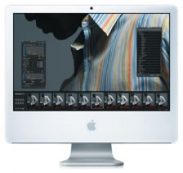 iMac Intel 24tum 2,16GHz/1GB/250/SD/AP/BT