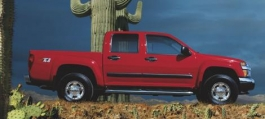 Hyr Dragbil - Chevrolet Colorado Crew Cab