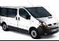 Hyr minibuss - Renault Trafic 9 pers.