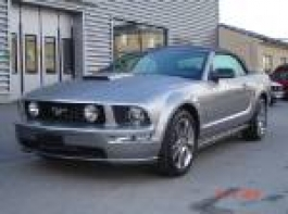 Hyra Ford Mustang Cab