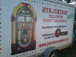 Hyr jukebox , flipperspel och arkadspel