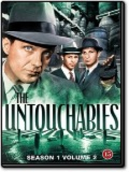 The Untouchables - Säsong 1, disc 5