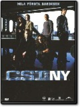 C.S.I.: New York - Säsong 1, disc 2
