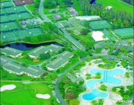 5 room Golf - Tennis - SPA Villa closest to the clubhouse & SPA in Saddlebrook, Saddlebrook, United States - Uthyres
