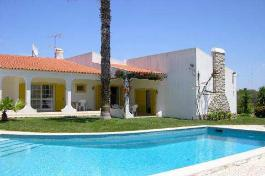 Spacious Villa with Sea View, Armacao de Pera, Portugal - Uthyres